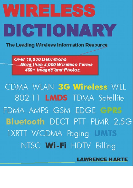 Wireless Dictionary